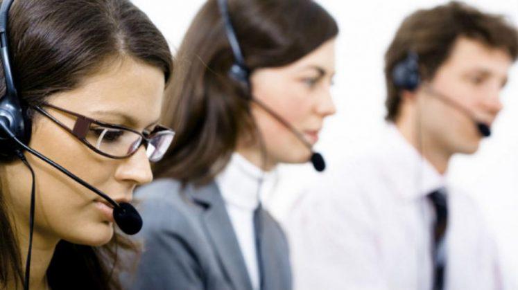 Serviços de Telefonista