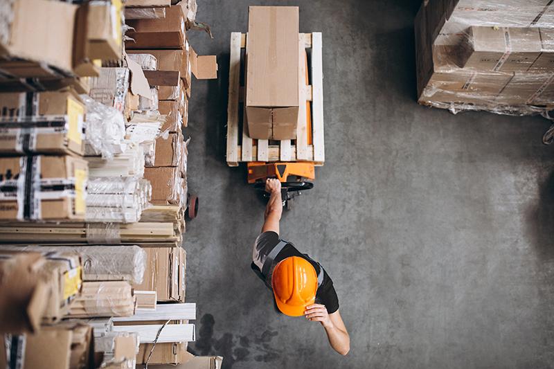 Os efeitos de uma logística interna bem estruturada para a produtividade da organização