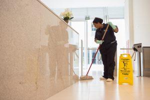 limpeza e conservação bh