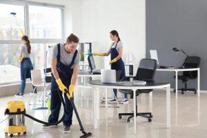 Limpeza e Conservação Corporativa