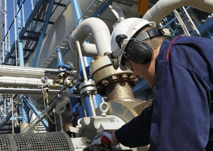 Manutenção e Limpeza Industrial