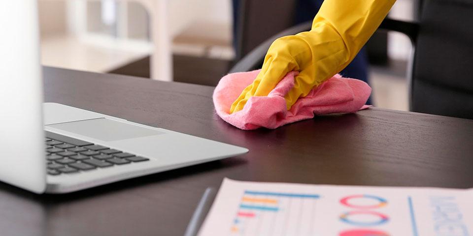 limpeza e conservação em empresas